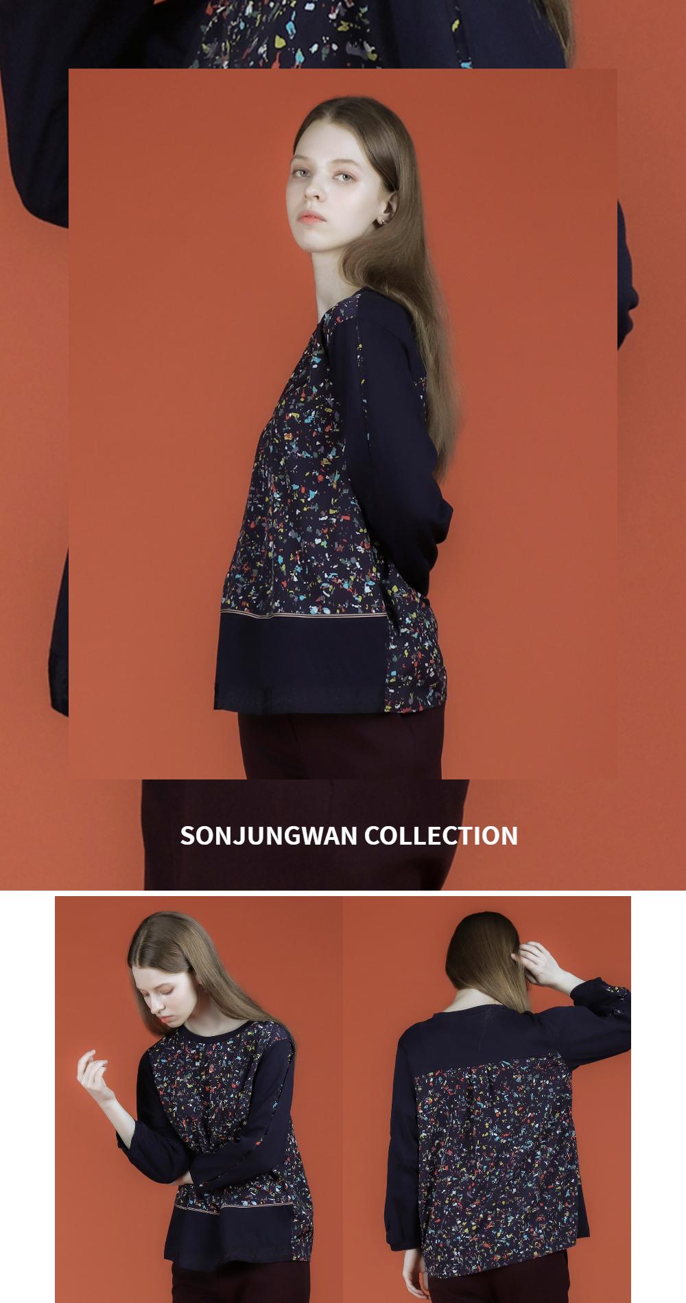 드레스 모델 착용 이미지-S2L2