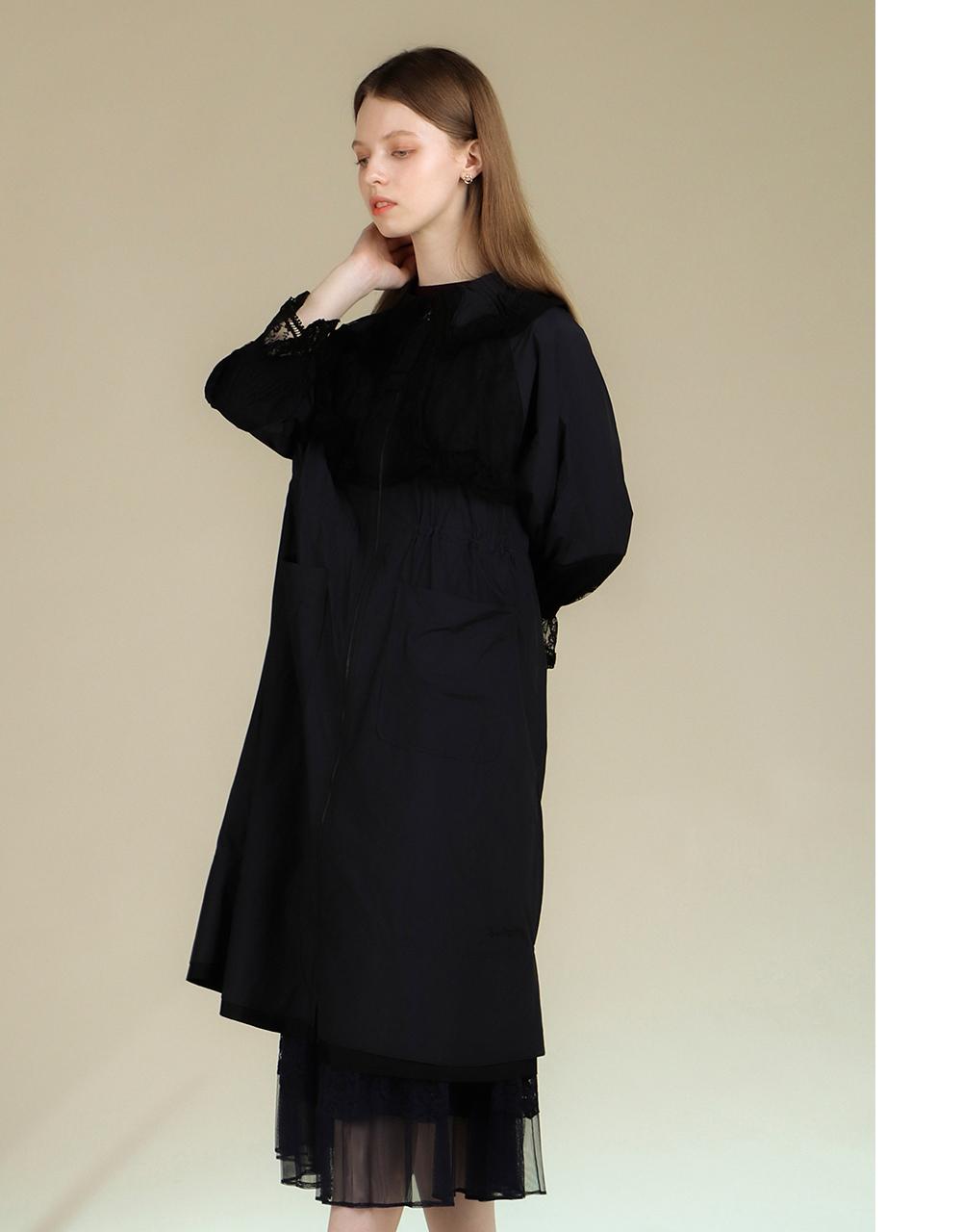 코트 모델 착용 이미지-S2L14