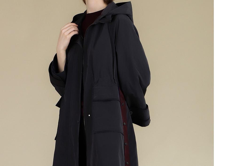 코트 모델 착용 이미지-S2L17