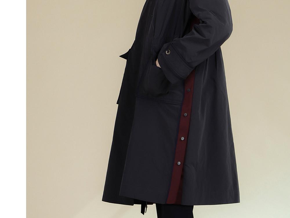 코트 모델 착용 이미지-S2L18