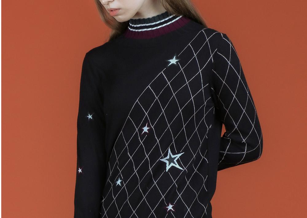 긴팔 티셔츠 모델 착용 이미지-S2L17