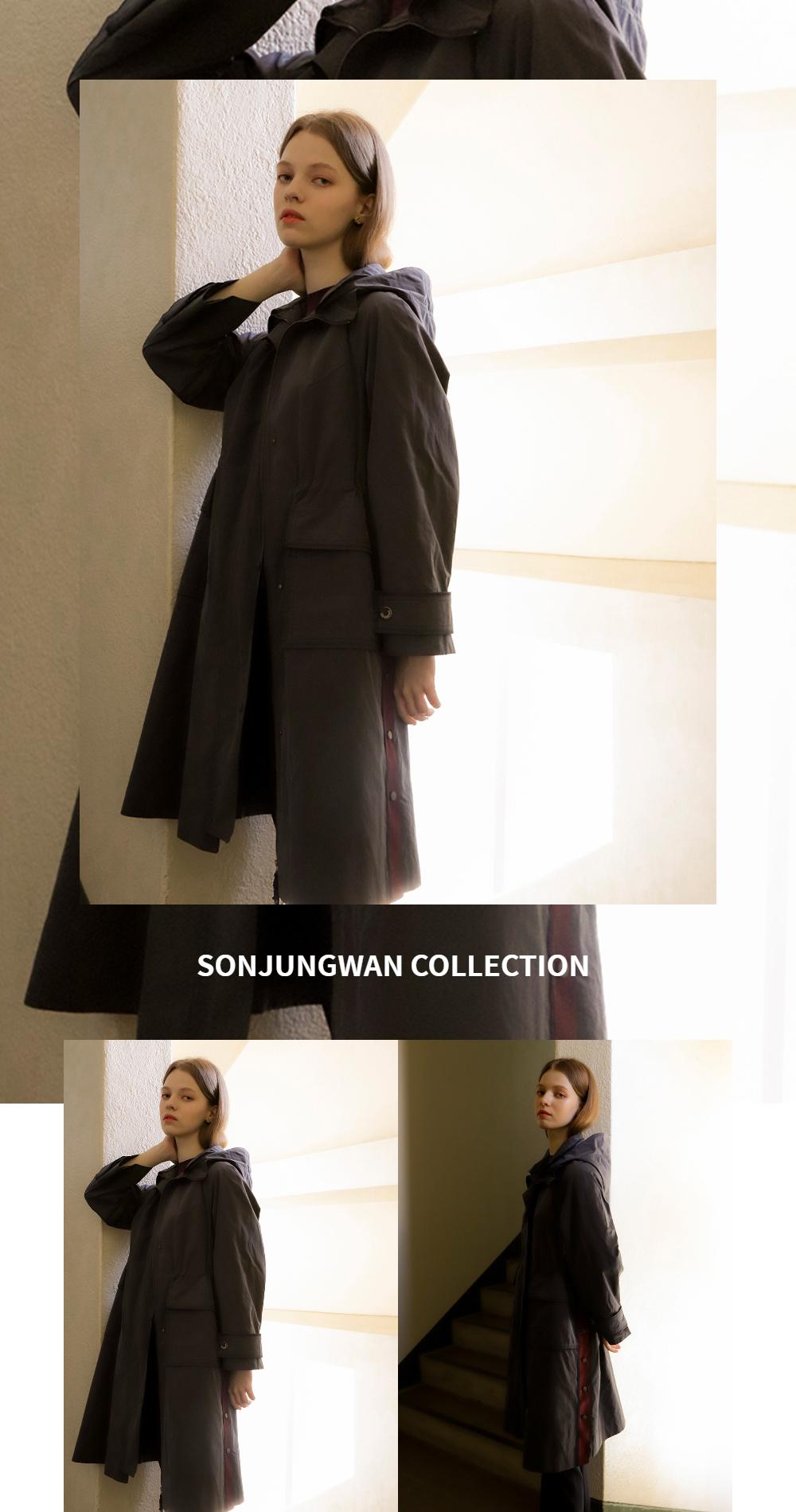 코트 모델 착용 이미지-S2L2