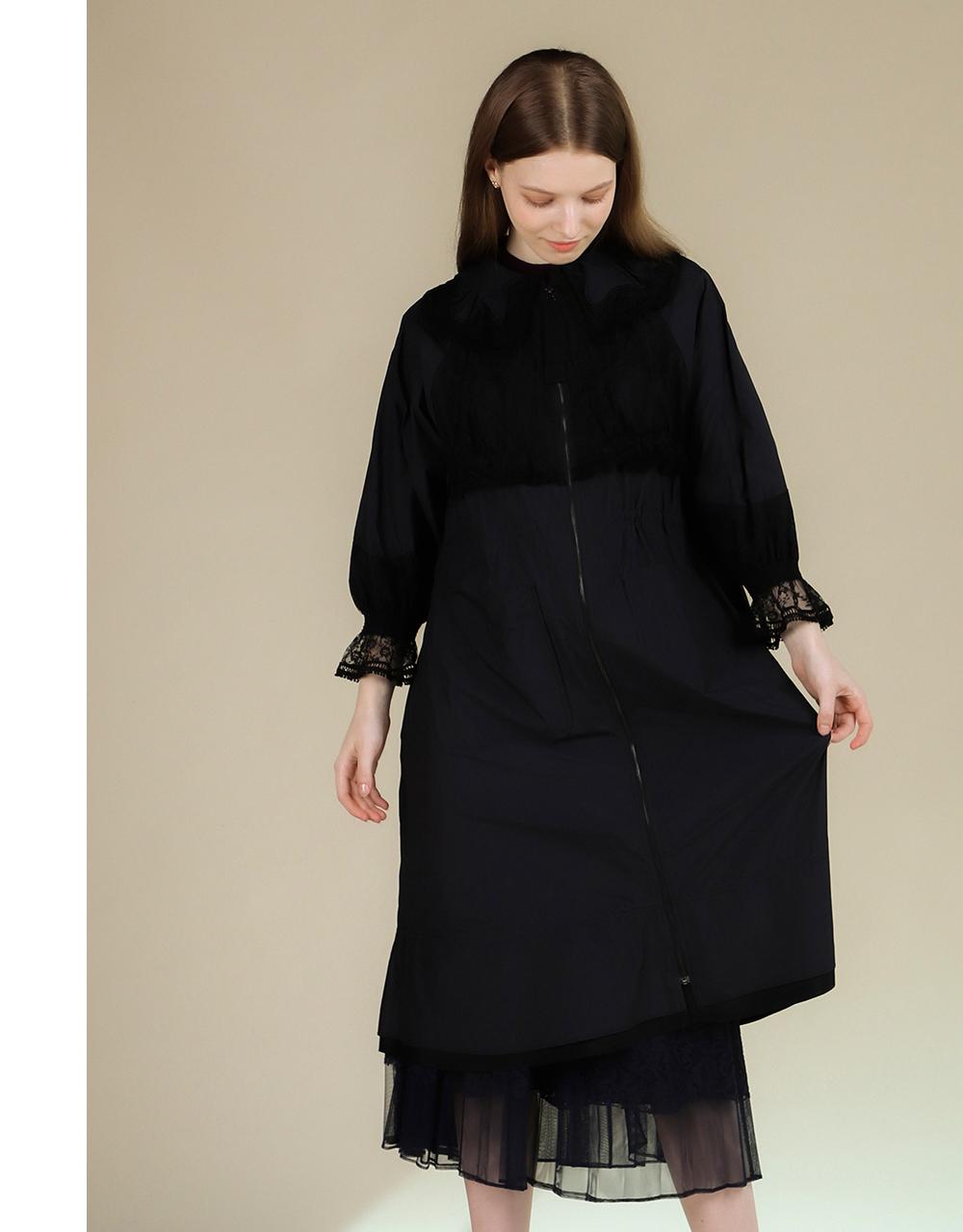 코트 모델 착용 이미지-S2L11