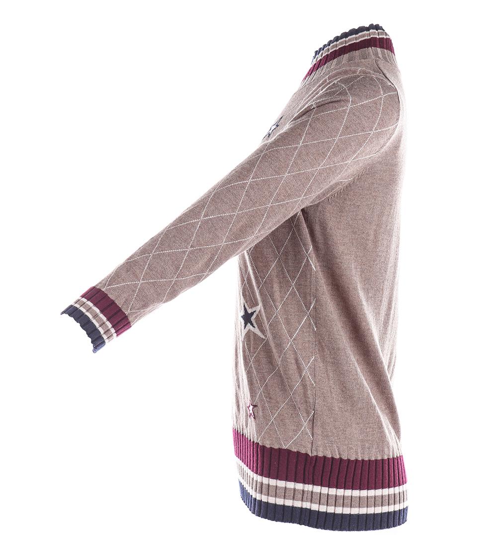 긴팔 티셔츠 베이비핑크 색상 이미지-S1L39